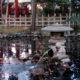 調神社の兎 金運を高めてくれるさいたま市浦和区のパワースポット